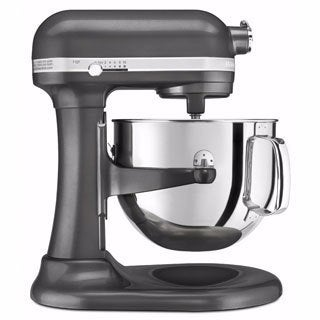 KitchenAid RKSM7581Ms Medallion Silver 7-quart Bowl-lift Stand Mixer (Refurbished)