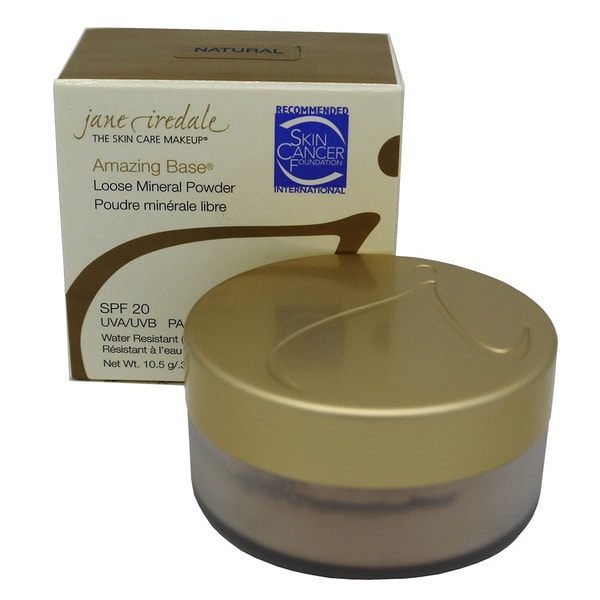 Jane Iredale Natural Amazing Base Loose Mineral Powder