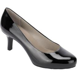 Women's Rockport Seven to 7 65mm Pump Black Patent Leather Today: $102