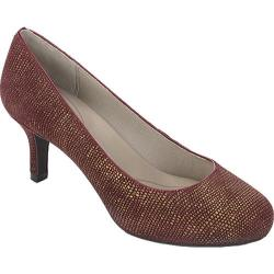 Women's Rockport Seven to 7 65mm Pump Cordovan Leather
