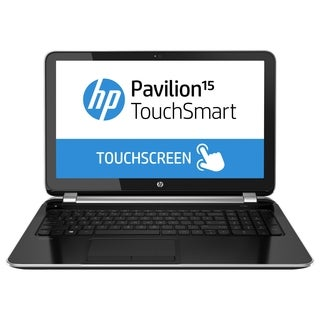 """HP Pavilion TouchSmart 15-n200 15-n260us 15.6"""" Touchscreen Notebook -"""