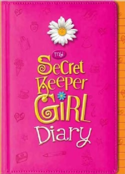 My Secret Keeper Girl Diary (Diary)
