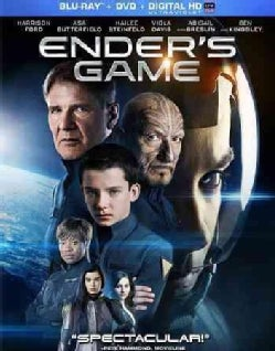 Ender's Game (Blu-ray/DVD)