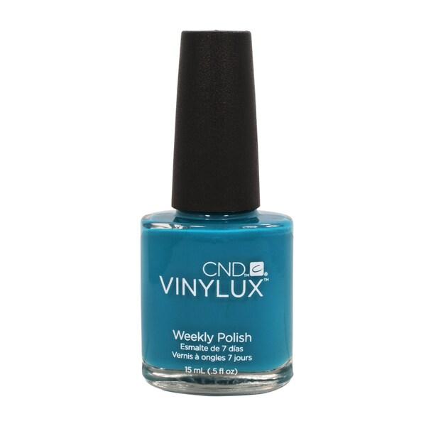 CND Vinylux Blue Rapture Nail Lacquer