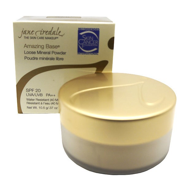 Jane Iredale Warm Silk Amazing Base Loose Mineral Powder