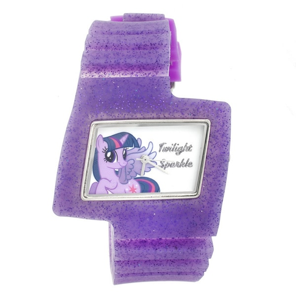 My Little Pony Kids' 'Superstar' Purple Watch