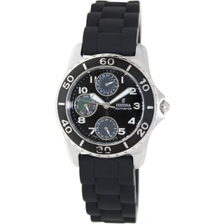 Festina Women's Fashion Black Quartz Watch