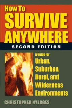 How to Survive Anywhere (Paperback)