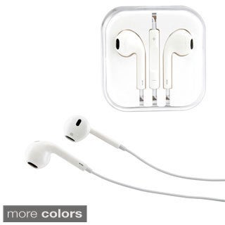 Gearonic Eearbud Earphone Headset Earpods for Apple iPhone 5 5S