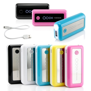 Gearonic 5600mAh Power Bank External Battery Portable USB Charger