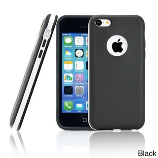 Gearonic New  Dual Layer Hybrid PC Hard TPU Back Case Cover for iPhone 5C