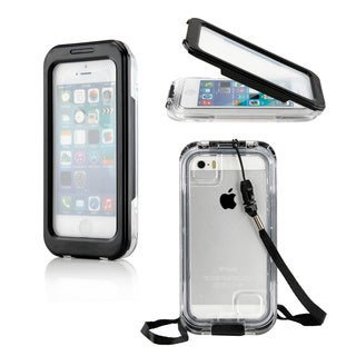 Gearonic Waterproof Snow Proof Durable Case Cover For iphone 5 5S 4 4S
