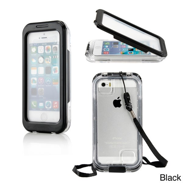 Gearonic Waterproof Snow Proof Durable Case Cover For iphone 5/5S