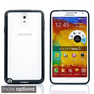 Gearonic Frame Case Slim Hard PC Back Cover For Samsung Galaxy Note 3 III N9000