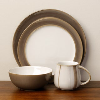Denby Truffle Layers 16-piece Dinnerware Set