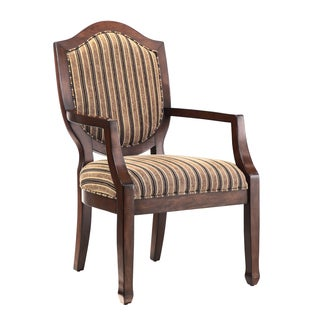 Preston Striped Arm Chair
