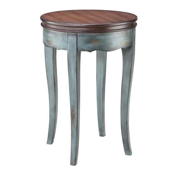 Hartford Round Accent Table