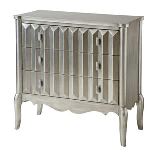 Sunderland 3-drawer Zigzag Accent Chest