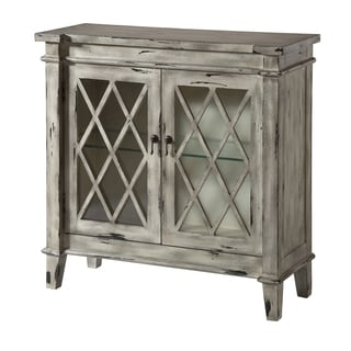 Kate Glass Door Accent Cabinet