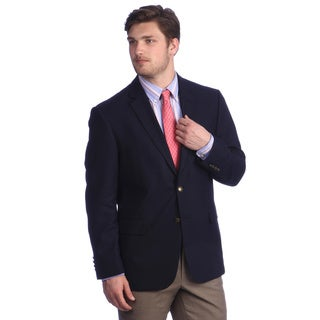 Dockers Men's Navy 2-button Blazer
