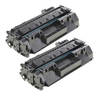 HP CF280X (80X) Remanufactured Compatible Black Toner Cartridge (Pack of 2)