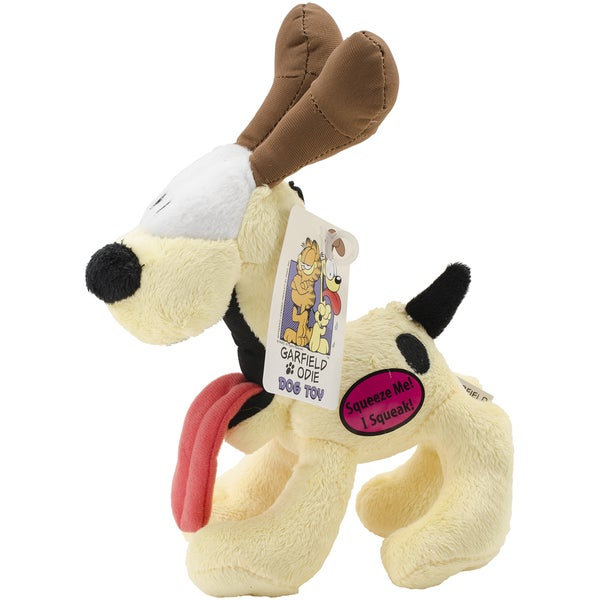 "Multipet Odie Plush 10"" Dog Toy"