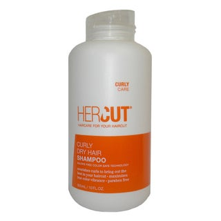 Hercut 'Curly Dry Hair' Sulfate-free Color Safe 10-ounce Shampoo