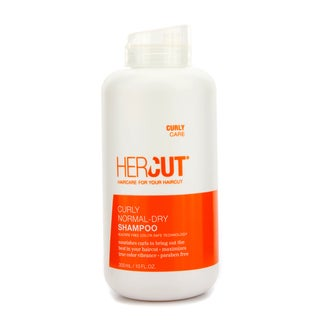 Hercut 'Curly Normal Dry' Sulfate-free Color Safe 10-ounce Shampoo