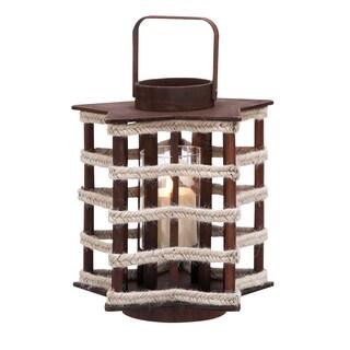Classic Wood Lantern