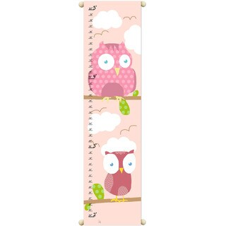 Pink Owls Growth Chart