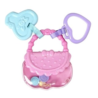 Fisher-Price Brilliant Basics Baby's First Purse