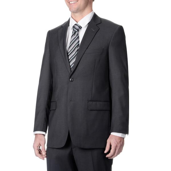 Aldolfo Men's Grey Suit Separate Jacket