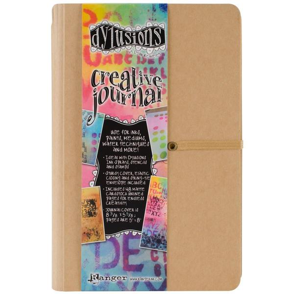 Dylusions Creative Journal Small 5 X8 -