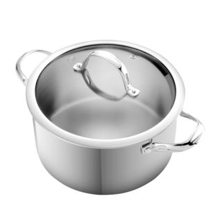 Cooks Standard Stainless Steel 6-quart Covered Stockpot