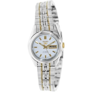 Seiko Women's Automatic Stainless Steel Watch