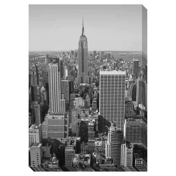 New York City Canvas Gallery Wrap