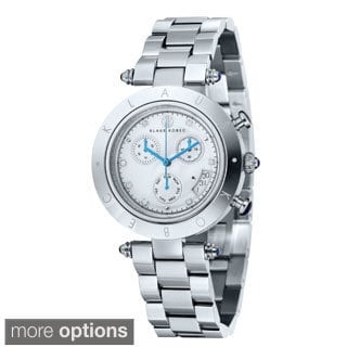 Klaus Kobec Women's Couture Stainless Watch