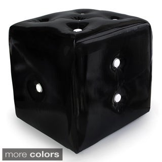 Dice with Dots Ottoman