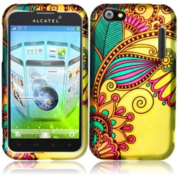 INSTEN Phone Case Cover for Alcatel One Touch OT-995/ Ultra OT995