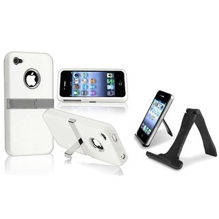BasAcc Stand/ Case for Apple iPhone 4/ 4S