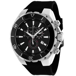 Oceanaut Men's Black Ranger Watch