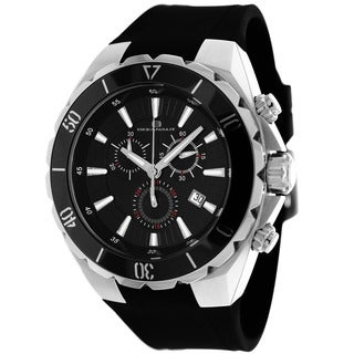 Oceanaut Men's Black Ranger Watch