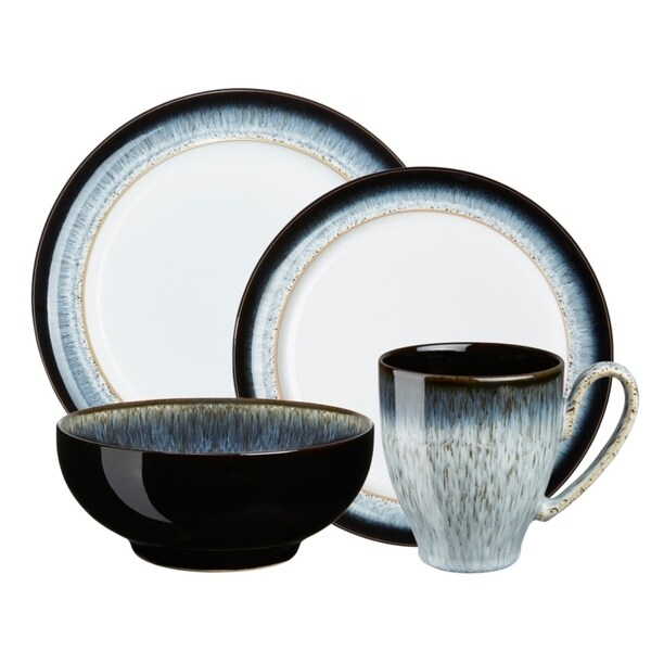 Denby Halo 4-piece Place Setting 12235692