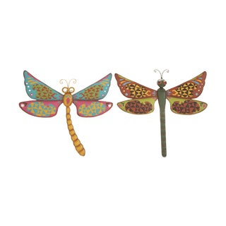Dragonfly Assorted Decor (Set of 2)