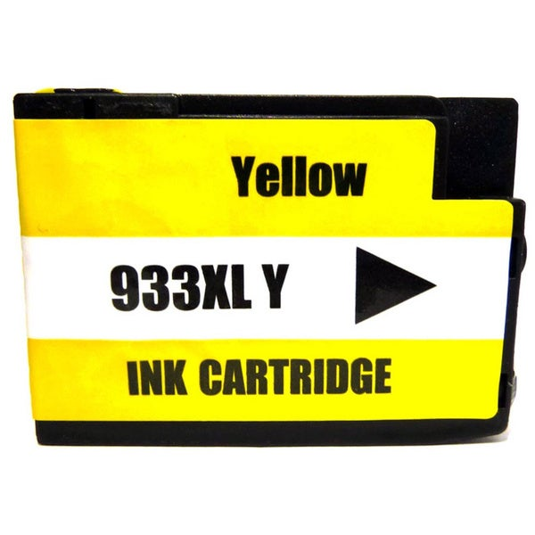 Compatible HP 933 Yellow Ink Cartridge