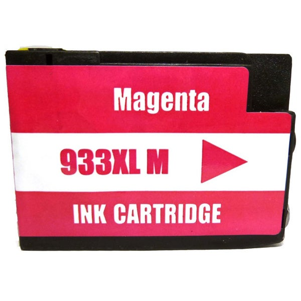 Compatible HP 933 Magenta Ink Cartridge