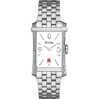 Bulova Women's 'Accutron' Diamond Accent Watch