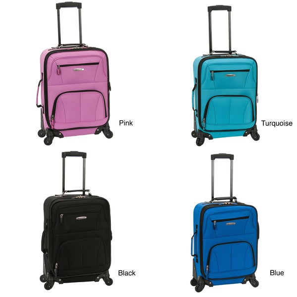 675478228418 upc rockland luggage 19 inch expandable for Affordable furniture on slauson