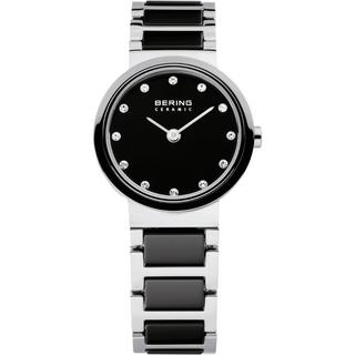 Bering Time Women's Ceramic Link Watch