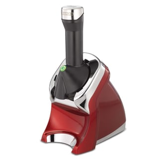 Yonanas Elite Red Healthy Frozen Dessert Maker